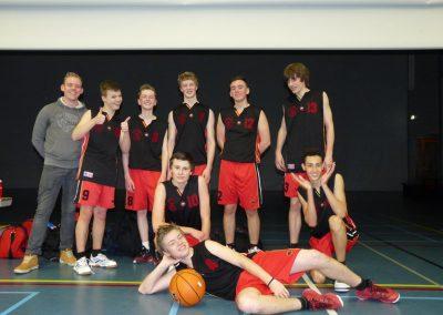 Kampioenswedstrijd jongens U16